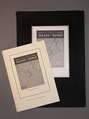 Atlas of the Valley of the Kings. (Publications of the Theban Mapping Project, I).