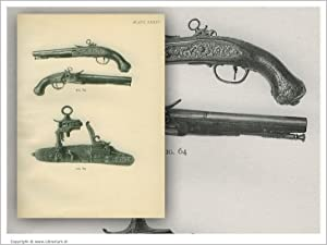 [European Hand Firearms of the Sixteenth, Seventeenth & Eighteenth Century:]