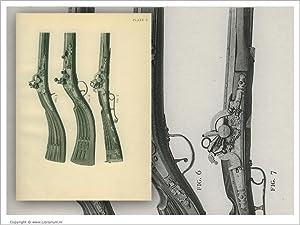 "European Hand Firearms of the Sixteenth, Seventeenth & Eighteenth Century:] ""Scottish Hand..."