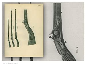 "European Hand Firearms of the Sixteenth, Seventeenth & Eighteenth Century:] ""Scottish Hand..."
