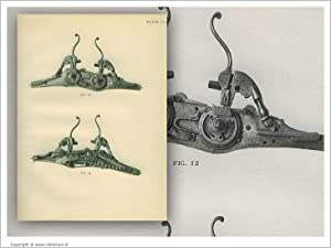 [European Hand Firearms of the Sixteenth, Seventeenth & Eighteenth Century:] XVIth century Double...