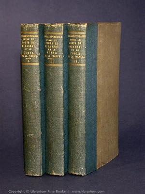 Correspondance entre le comte De Mirabeau et le comte De La Marck pendant les années 1789, ...