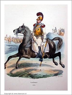 """Histoire de l'Empereur Napoléon] """"Carabinier 1812"""" (caption title). [..."""