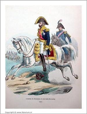 """Histoire de l'Empereur Napoléon] """"Général de division et son ..."""