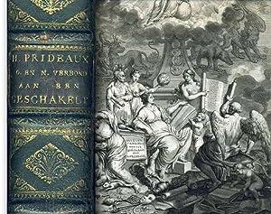 Het Oude en Niewe [nieuwe] Verbond aen een geschakelt in de geschiedenissen der Joden en der ...