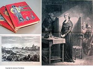 De Fransche Omwenteling. Een geschiedkundig tafereel. Rijk Geïllustreerde Uitgave naar ...