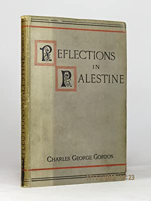 Reflections in Palestine, 1883.