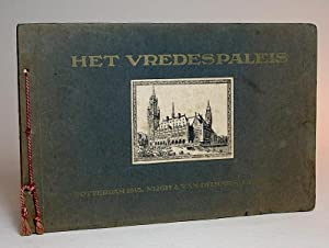 Het Vredespaleis. [The Peace Palace, The Hague].: Sigling, G.