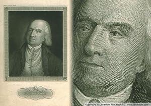 "J. [Jeremy] Bentham"" (Caption Title). [ORIGINAL STEEL ENGRAVED PRINT].: Mayer, Carl."