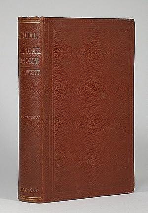 Manual of Political Economy.: Fawcett, Henry.