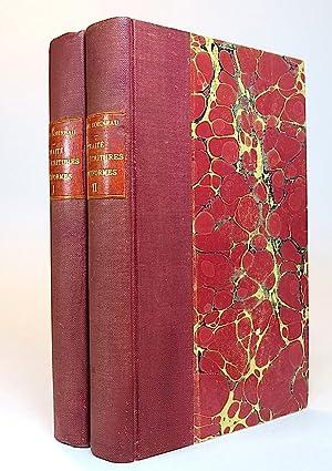 Traité des écritures cunéiformes, I-II. [TWO VOLUMES].: Gobineau, Joseph ...
