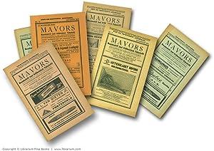 Mavors. Maandschrift (met Artilleristisch Tijdschrift) voor militaire- en reserve-officieren, voor ...