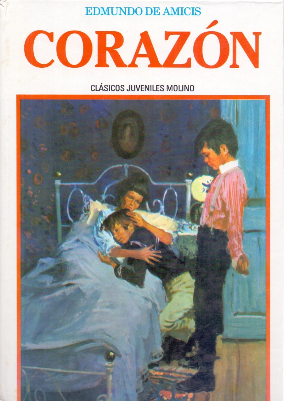 CORAZON de Edmundo de Amicis | Libreria 7 Soles