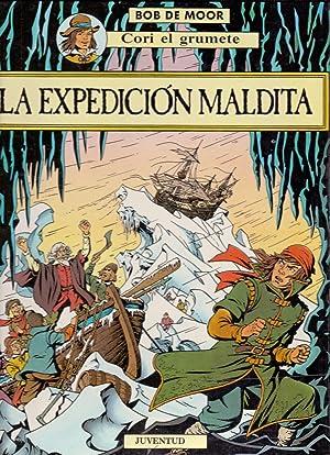 CORI EL GRUMETE - LA EXPEDICION MALDITA: Bob de Moor