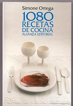 1080 RECETAS DE COCINA: Simone Ortega