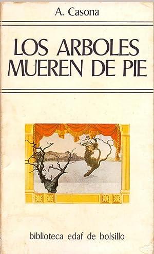 LOS ARBOLES MUEREN DE PIE (prologo Mauro Armiño) (biblioteca edaf de bolsillo num 151): Alejandro ...