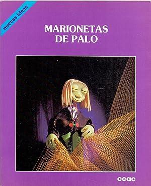MARIONETAS DE PALO (coleccion nuevas ideas): Oscar Batek