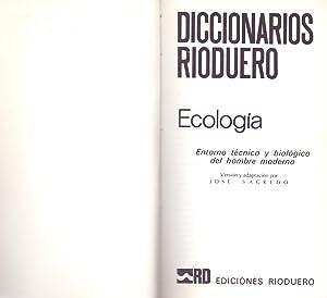 ECOLOGIA (2000 palabras ordenadas alfabeticamente con mas de 300 ilustraciones y tablas): ...
