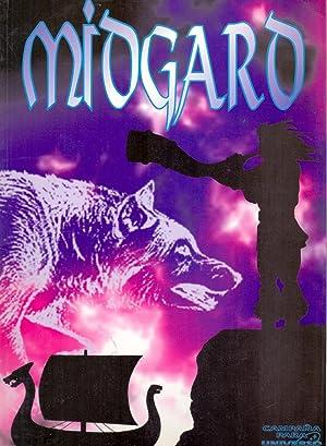MIDGARD (aventuras para universo en la era de los vikingos): Cronopolis Ediciones