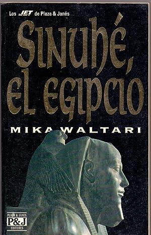 SINUHE, EL EGIPCIO (los jet de plaza & janes num 161): Mika Waltari