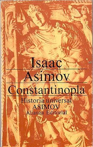 CONSTANTINOPLA (coleccion libro de bolsillo num 886): Isaac Asimov