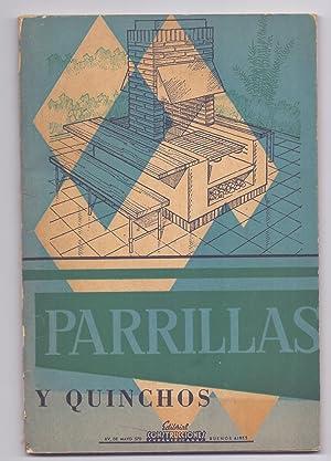 PARRILLAS Y QUINCHOS (MODO Y FORMA DE: 29 de Quinchos
