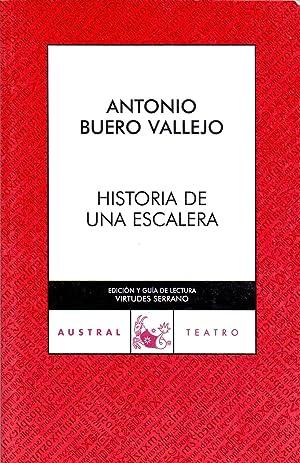 HISTORIA DE UNA ESCALERA (Coleccion austral num 404): Antonio Buero Vallejo