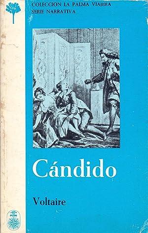 CANDIDO (coleccion la palma viajera num 42): Voltaire