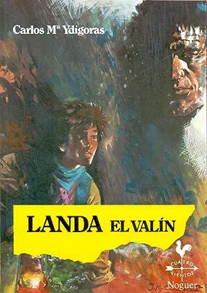 LANDAN EL VALIN (coleccion 4 vientos num: Carlos Mª Ydigoras
