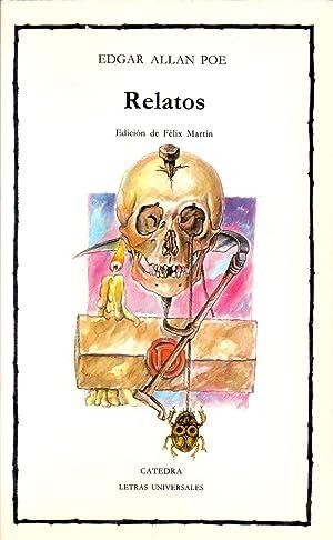 RELATOS (edicion felix martin) (Coleccion letras universales: Edgar Allan Poe