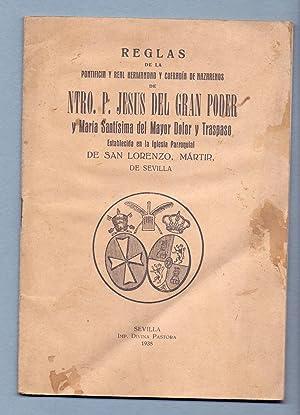 REGLAS DE LA PONTIFICIA Y REAL HERMANDAD