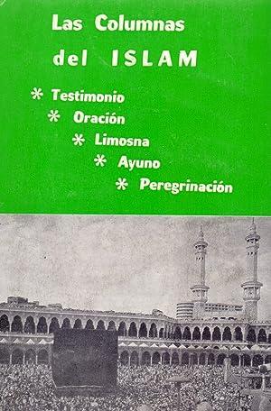 LAS COLUMNAS DEL ISLAM: Alvaro Machordom Comins
