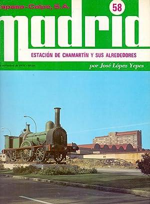 BARRIO DE ESTACION DE CHAMANTIN - SOCIOLOGIA: Jose Lopez Yepes