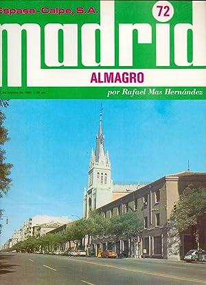 BARRIO DE ALMAGRO - SOCIOLOGIA , HISTORIA,: Rafael Mas Hernandez