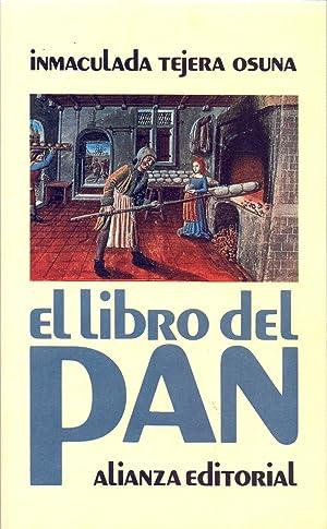 EL LIBRO DEL PAN: Inmaculada Tejera Osuna