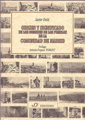 ORIGEN Y SIGNIFICADO DE LOS NOMBRES DE: Javier Dotu (prologo