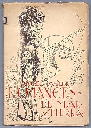 ROMANCES DE MAR Y TIERRA - A: Angel Aller