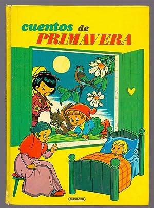 CUENTOS DE PRIMAVERA (Ilustraciones Carlos Busquets): Laura G. Corella