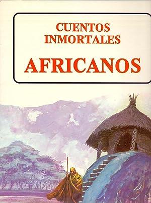 CUATRO CUENTOS DEL AFRICA NEGRA (Ilustracion: Art Studium): R.S. Torroella