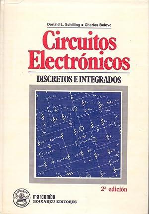 CIRCUITOS ELECTRONICOS: Donald L. Schilling, Charles Belove