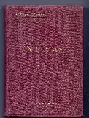 INTIMAS (Notas personales de meditacion): Prudencio Lopez Arroniz