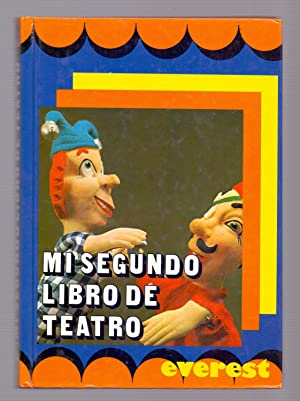 MI SEGUNDO LIBRO DE TEATRO: Jose Maria Osorio