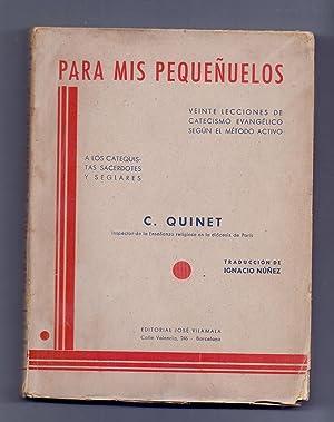 PARA MIS PEQUEÑUELOS: C. Quinet