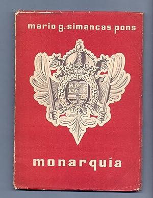 MONARQUIA: Mario G. Simancas