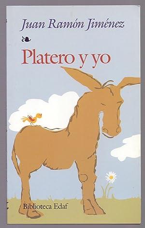 PLATERO Y YO (Biblioteca edaf num 153) Ilustraciones: A. Ubeda: Juan Ramon Jimenez