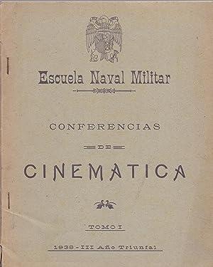 CINEMATICA Tomo I (conceptos de estrategia y tactica) 1ª parte (profesor: t. de navio: ...