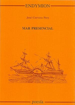 MAR PRESENCIAL: Jose Cervera Pery