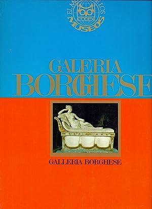 GALERIA BORGHESE (El mundo de los museos): Editorial Codex