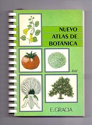 NUEVO ATLAS DE BOTANICA (coleccion atlas ariel): E. Gracia
