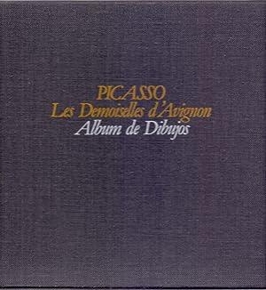 LES DEMOISELLES D'AVIGNON - ALBUM DE DIBUJOS: Picasso